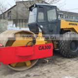 Dynapac ca30d used road roller for sale, CA25,CA25PD,CA30PD,CA251 road roller compactor