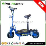 Europe popular electric scooter big tires off road with CE certificate hot on sale ( PES01-48V )