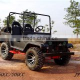 200CC Jinyi Adult Pedal Beach Buggy