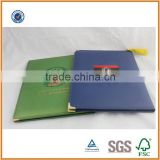 TOP sale A4 PU diploma Holder &Leather certificate holder