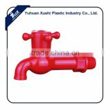 plastic products construct building pvc valve ball type faucet