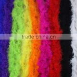 Colorful and Fluffy Feather Boa for Decoration