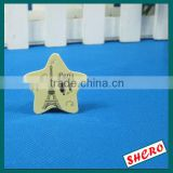 fashion star shape hang tags jewelry packaging use