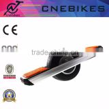 High power electric one wheel surfing skate board