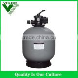 filter sandwater treatment/swimming pool aqua sand filter/ fiberglass sand blasting filter
