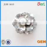 2016 OEM/ODM fashion rhinestone pearl Scarf clips for silk gift garment apparel accessories