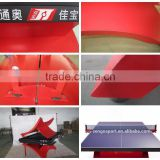 Best sale 25mm facilities equipment table tennis table