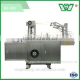 Shanghai Wanshen WS 350 cellophane/Transparent film/Bopp/Pvc wrapping Machine, wrapper machine for multiple products
