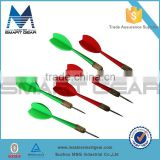 MSG High Quality Steel Needle Darts with Plastic Flight