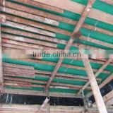 Plastic Building Materials /PE,PP&Fiberglass Mesh five-Layer plastic Building/construction Formwork
