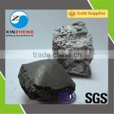 China Ferro Alloy Silicon Metal Slag Ball For Casting Industry