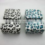 leopard print pu leather cigarette case cigarette holder leather pouch for cigarette pack