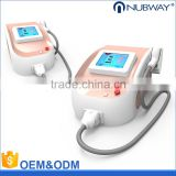 808nm Diode Laser Hair Removal Machine Ipl Pain-Free Skin 10.4 Inch Screen Rejuvenation Laser Hair Removal Machines Home Back / Whisker Salon