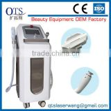 lower price!! sliding opt shr laser /rf & ipl skin rejuvenation and wrinklle dispelling laser equipments