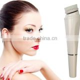 facial skin care brush scrubber ,electric facail massager,facial cleaning system -JTLH-1501