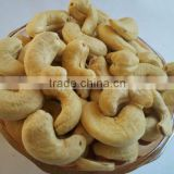 CASHEW NUT KERNELS WHITE WHOLE W-180