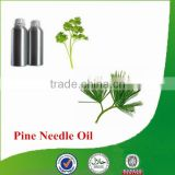 Factory supply 100% natural & pure best-quality Pine needle oil, CAS 8021-29-2, fir needle oil