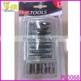 12 IN 1 Inerchangeable Screwdriver Set Professional Triangle Screwdriver Bit Mobile Phone Screwdriver Repaire Kit
