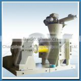 Iron ore pellet machine