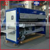 jiechang automatic-laundry-folding-machine fabric folding machine bed sheets folding machine