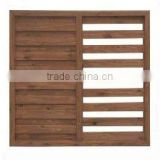 Twig Wood Fence Fencing Panel Screen
