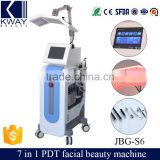 Skin Deeply Clean Safety And Healthy Proactive PDT Oxygen Jet Peel And Facial Skin Care Beauty Machine With CE Certificate Diamond Dermabrasion Machine
