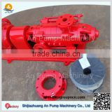 Centrifugal Booster High Pressure Multistage Fire Fighting System Water Pump