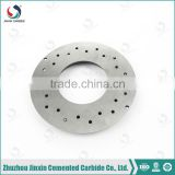tungsten carbide thread roller ring for rolling steel mill