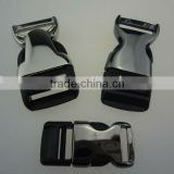 3/8'' 5/8'' 3/4'' 1''Metal side release buckle for backpack