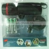 LED multi-function flashlight
