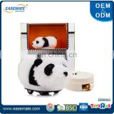 New arrival remote control panda soft walking panda toys