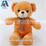 classic brown 8'' teddy bear children favorit accompany plush toys