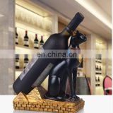 High Quality Exquisite Egypt Elegant Cat Wine Holder