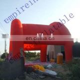 Inflatable arch tent,inflatable tunnel tent T014