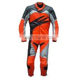 HMB-2101A MOTORCYCLE BIKER LEATHER JACKETS SUITS RIDING WEARS