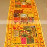 Designer Patchwork wall hanging and Runner