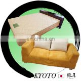 A wide variety of Japanese classical furniture /the dressers, the shelves, the beds etc