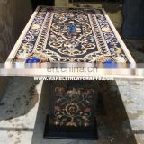 Beautiful Marble Pietra Dura Table Top