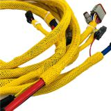 Automobile Wire Harness For Engine Light Door and Kitting Service For New Energy Cars