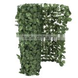 Artificial Faux Ivy Leaf Privacy Fence Screen Decoration Panels Windscreen Patio