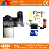 DC 220V Solenoid Valve for Igniter for automatic Electronic Gas Igniter on CNC Cutting Machine