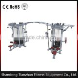 8 Multi Station /tz-4029 /body building hammer strength gym machine /crossfit fitness Equipment/multifuctional trainer