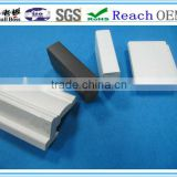 PVC foam profile for shutter parts