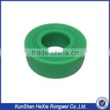 high quality cnc turning green custom plastic parts                                                                                                         Supplier's Choice