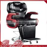 Moderate in price!hot sale recline barber chair barber stations many different color barber chair orange leather recliner chairs