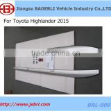 Car accessories Roof rack for Toyota Highlander 2015                                                                         Quality Choice