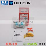 2.4G 4 channels 6-Axis Gyro Nano Mini RC quadcopter Drone Cheerson CX 10                                                                         Quality Choice