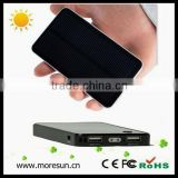 6000mah portable solar charger for iphone medical promotional gifts