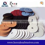 Abrasive Pad Type marble diamond grinding pads