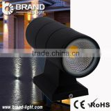 Up And Down led Wall Light outdoor black shell CE/ROHS IP65 spot led wall light 6w                                                                         Quality Choice                                                                     Supplier's Ch